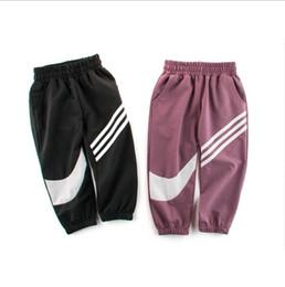 24 monate mädchen jeans Rabatt Frühling Herbst Jungen Beiläufige Lange Hosen 2-7 T Kinderbekleidung Jungen Sporthosen Baumwolle Kinder