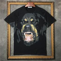 xxl animal Desconto Mens Designer de luxo T Verão Camiseta Homens Mulheres Camiseta Hip Hop Animal Impresso Manga Curta Tamanho S-XXL