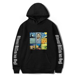 2019 famosi dipinti donne World Shirt 2019 Famous Paintings Series Trend Easy Uomo e Donna Belt Hat Guard T Shirt famosi dipinti donne economici