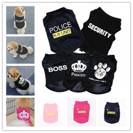 bandanas cão natal atacado Desconto Alta Qualidade cão de estimação roupas colete traje casaco verão respirável pet roupas gatos teddy bichon cão vestuário XS / S / M / L