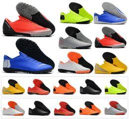 15ee26a07 indoor neymar shoes 2019 - New Mercurial VaporX XII Academy TF IC 12 Mens  Indoor Turf
