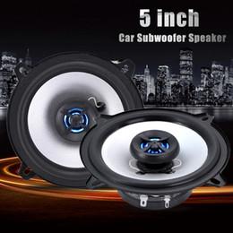 tableau de bord numérique universel Promotion 1 paire 5 pouces LB-PS1502T voiture haut-parleur Subwoofer Audio Universal voiture kits Perfect Sound automobile HIFI style