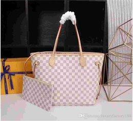 Deutschland klassische Designer Frauen Handtasche Mode Umhängetasche Schulter Handtasche + Brieftasche Umhängetasche LOUIS Tragetaschen Versorgung