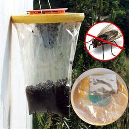 2019 insetti di giardino bug Insetto Bug Killer Vola via Utile The Ultimate Red Drosophila Fly Wasp Trap Pest Vola via per la casa Appeso Attrezzi da giardino trappole FFA1886 sconti insetti di giardino bug