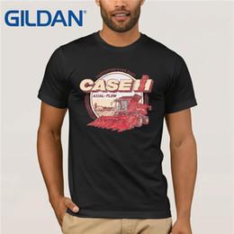 Осевой корпус онлайн-Мужская футболка для взрослых с коротким рукавом, хлопок Ih Axial Flow Circle - Футболка для взрослых с коротким рукавом