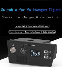 Volkswagen Tiguan araç şarj ve hava temizleyicileri için uygun Hava ozon jeneratörü araba deodorantı ozon jeneratörü jeneratör steril nereden pamuk şort kadın gergin tedarikçiler