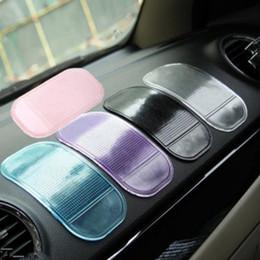 almofadas de borracha anti skid Desconto Novo carro de PVC anti-skid pad cama de carro multifuncional de borracha macia do carro do telefone móvel anti-skid pad
