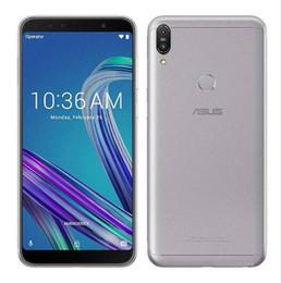 2019 m1 teléfono móvil 2018 ASUS ZenFone Max Pro M1 ZB602KL X00TD, Snapdragon 636, teléfono móvil, 6GB 64GB, 6 pulgadas, teléfono inteligente 4G LTE m1 teléfono móvil baratos