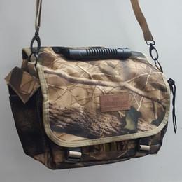 Zweig taschen online-Branch Tarnung Tasche mit Kugeln Löcher im Freien Mehrzweck-Tactical Bag Camo Bags Messenger Tactical Jagd Tasche A4870 # 109383