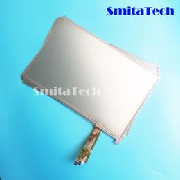 резистивный сенсорный экран Скидка 10,1-дюймовый сенсорный экран 234 мм * 145 мм 4-проводной резистивный сенсорный экран планшета замена запасной части 238x148 мм ST-101001