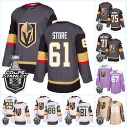 Tasse stein online-Vegas Golden Knights 2019 Stanley Cup Playoffs Jersey Mark Stone Fleury reagiert Alex Tuch Schmidt Karlsson Smith Marchessault Pacioretty