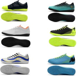 quality design 07e70 7cc85 Original Soccer Shoes Mercurial 360 Elite XII Pro IC Herren Damen Turf  Fußballschuhe jugend Jungen chuteiras Indoor Fußballschuh rabatt indoor  fußball ...
