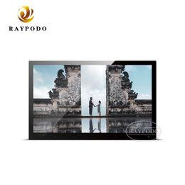 Raypodo 14 дюймов цифровая фото рамка LCD с настольным кронштейном и Настенное крепление от