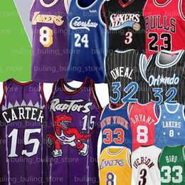 jersey cardinali arizona Sconti Allen Iverson 3 Jersey Vince Carter 15 Jersey Michael Larry 33 Uccello Patrick Ewing 33 32 ONeal Uomini pullover di pallacanestro