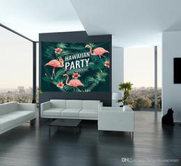 150 * 200 plantas Scenery impresión de fondo de la tapicería de poliéster Tapices Sala decoración estrellada del dormitorio del hogar murales BH0940-2 TQQ desde fabricantes