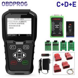 Correção de milhagem eeprom on-line-OBDPROG MT601 programador chave odómetro Mileage Correction Ferramenta EEPROM Código Pin leitor OBD2 Car Diagnóstico Ferramenta 4 em 1 PK X100