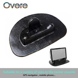 Alfombrillas para kia online-Overe 1PC Car Silicone Anti-Slip Mat Dashboard Phone Shelf para Kia Rio Ceed Cerato Sorento CX-7 6 Mini Cooper R56 F56