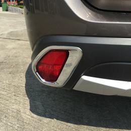 2019 accessori mitsubishi outlander vendita all'ingrosso ABS retro fendinebbia copertura trim car styling accessori sticker per mitsubishi outlander 2015+ accessori mitsubishi outlander economici