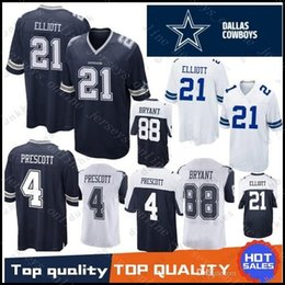 Mens Dallas 4 Dak Prescott 21 Ezekiel Elliott Jersey 82 Jason Witte 22  Emmitt Smith 90 DeMarcus Lawrence 55 Esch Cowboys Jersey on sale 3be9b8c74