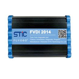 FVDI Abrites Commander avec 18 logiciels pour la plupart des voitures Outil de diagnostic automatique Avan FVDI ABRITES Scanner complet Fvdi ? partir de fabricateur