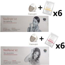 Gesichtsbehandlung Maschine mit Kit Akne-Behandlung Kit Verbrauchsmaterialien / Bleaching und Anti-Aging-Kit / Nee Revive / Nee Bright von DHL und EMS versandkostenfrei von Fabrikanten