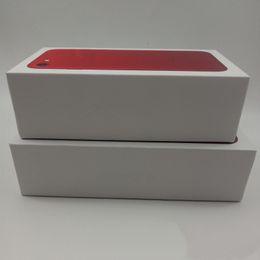 Canada Version d'origine US / EU Version Boîte d'emballage pour téléphone Boîte d'emballage vide pour iphone x 8 8plus sans accessoires Offre