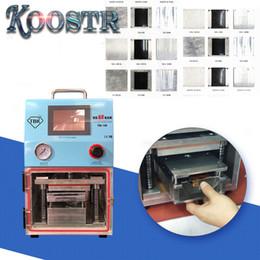 2020 máquina de laminação a vácuo oca TBK 108 LCD Vacuum Recondicione Laminação Máquina OCA laminador Para Samsung Borda de vidro Substituir máquina de estratificação desconto máquina de laminação a vácuo oca