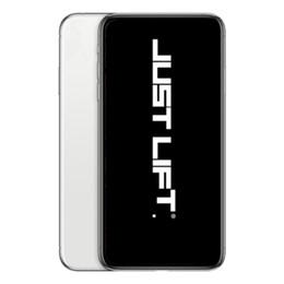 Wholesale Verdes de la etiqueta sellada inch GooPhone Android de cuatro núcleos GBRAM GBROM MP cámara G WCDMA desbloqueado teléfono Mostrar falso G LTE