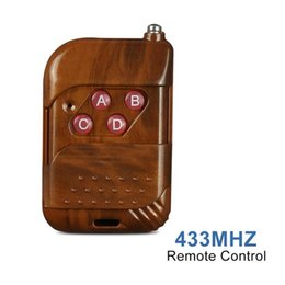 2019 высокочастотный модуль дистанционного управления 433Mhz DC 12V 4 CH RF Relay Wireless Remote Control Switch Receiver Module and RF 433Mhz Transmitter Remote Controls Diy скидка высокочастотный модуль дистанционного управления