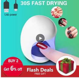 Lampe UV de la forme 3W UV de l'œuf pour le connecteur USB du capteur intelligent 45s / 60s de dessiccateur de dessiccateur de dessiccateur de dessiccateur de gel de vernis à ongles simple de doigt ? partir de fabricateur