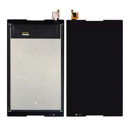 2019 iphone vidrio frontal dorado SZMUGUA 1280x720 8.0 '' LCD para Lenovo Tab S8-50 S8-50F S8-50L S8-50LC Pantalla LCD Reemplazo del panel del digitalizador de pantalla táctil