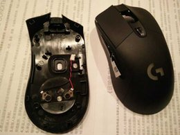 0ac85759113 1 set original mouse housing mouse shell for wireless G403 genuine case