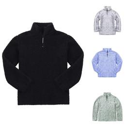 Uomini Giacca felpata Warm Fluffy inverno casuale solido Zip Up Felpa Pullover Outwear falso giacca di pelle pelliccia veste homme Jaqueta da giacche militari per giubbotti per uomo fornitori