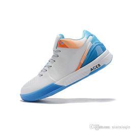 2019 zapatos de mamba negro rojo Barato mens kobe 4 protro zapatos de baloncesto nuevo retro ZK4 Negro Morado Mamba Rojo Azul Amarillo kb4 lebron 16 tenis tenis con tamaño de caja 7 12 zapatos de mamba negro rojo baratos