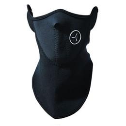 2019 bufanda del airsoft Airsoft Warm Fleece Bike Máscara facial Máscara Cubierta de la capucha de la cara Ciclismo Esquí Deportes al aire libre Invierno Cuello Guardia Bufanda Máscara caliente bufanda del airsoft baratos