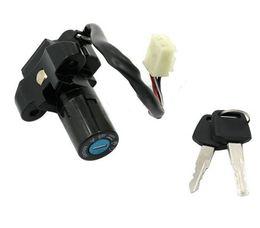 Chaves para moto on-line-Motocicleta Interruptor de Ignição Kit Chave de Bloqueio para Suzuki GS500E K / L / M / N / P / R / S / V / V 1989-2002 GS 500 GS500 1988-2000