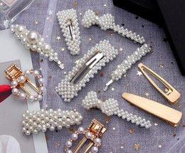 Canada Accessoires pour cheveux boutique en cuir paillettes d'or Barrettes Arc pinces à cheveux cadeaux de bébé mode Hotsale 2016 gros européen Pink J5 Offre