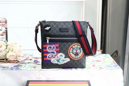 Männer arbeitstasche online-Heißer Verkauf Männer Leder Schulter Messenger Bags Business Work Bag Männer Handtasche für Mann Mode Messenger Bags 474137