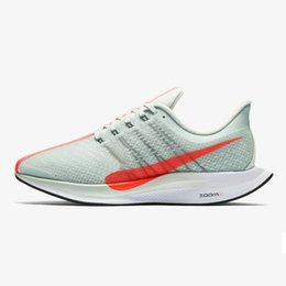 f516c4d6c69af Air Zoom Pegasus 35 Turbo 2.0 React Grey Hot Punch Black White Men Women Running  Shoes Sports Jogging Vaporfly Trainers P35X Zapatos