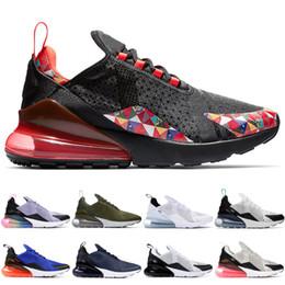 Nike Air Max 270 Meilleur Qualité Regency Pourpre De Luxe Baskets De Course Triple Noir Blanc Français Champion Designer Chaussures Éclaboussures d'encre Hommes Femmes Chaussures ? partir de fabricateur