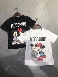 7862f2492 China Ropa para bebés Ropa de diseñador para bebés Ropa de manga corta para  niños Camisetas
