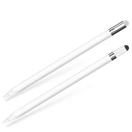 Teléfonos stylus online-Stylus Cap For Apple Lápiz Tapa de reemplazo magnética Punta de fibra duradera para todos los teléfonos celulares con pantalla táctil de 9.7 pulgadas Teléfonos celulares