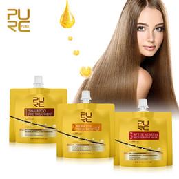 2019 productos para el cuidado del cabello al por mayor Nuevo tratamiento de queratina PURC con tecnología cero. FORMALDEHÍDO Sin irritación. No repara el humo y alisa el cabello.