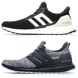 Scarpe shopping online-Trova le scarpe da corsa UltraBoost! Acquista scarpe da corsa e sneakers Ultra Boosts 4.0 Triple White Black Trainer Multicolor Mostra la tua taglia 13