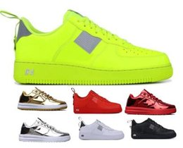7f0aafabca4a4 DuckBoot 1 One LF1 Forceing Casual Shoes Sneakers 2019 Volt Men Women Lunar  Forced Utility Cheap Low Skate Man Cheap Classic Shoes discount force one  shoes