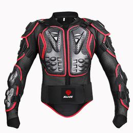 vêtements supérieurs Promotion Moto armure vestes complet du corps de protection vêtement de protection moto blouson cross armure protecteur du haut du corps armure de motocross