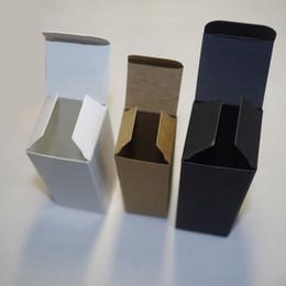 parfum d'emballage cosmétique Promotion 100pcs / lot 8sizes 2truck fin le 30/50/100 ml Essential bouteille d'huile boîte d'emballage bricolage Rouge à lèvres parfum Spr boîte d'emballage cosmétiques pour les vannes tubes