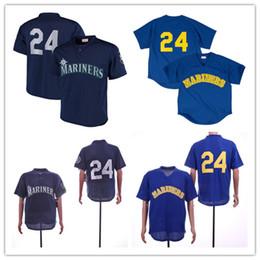3760062d2ce Discount mitchell ness baseball jerseys - Men's Mariners Ken Griffey Jr. Jersey  Mitchell & Ness