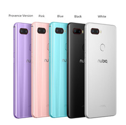 "mp3 player blue bluetooth mini Promo Codes - Original ZTE Nubia Z18 mini Mobile Phone 6GB 128GB Snapdragon 660 Octa Core 5.7"" 2160*1080P 24MP Camera FHD Full Screen Face ID"