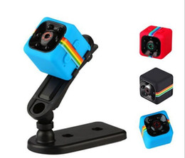 SQ11 1080P mini kamera tragbare HD kindermädchen kamera mit nachtsichterkennung home office sicherheitsüberwachung kamera (mit 32G speicherkarte) von Fabrikanten
